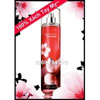 Xịt toàn thân Japanese Cherry Blossom Bath and Body Works