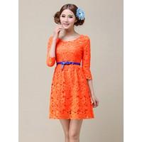 Đầm Ren Kiểu Hàn Quốc