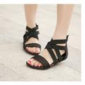 Giày sandal quai chéo cá tính - SG0025