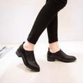 Giày mọi nữ phong cách Vic  - XS0020