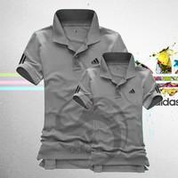 Menli_Áo Thun Polo Adidas 2014 AD_15 xam