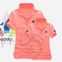 Menli_Áo Thun Polo Adidas 2014 AD_13 hong cam
