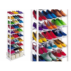Kệ để giày dép 10 tầng cao cấp tiện dụng