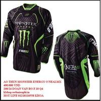 Áo Monster Energy Racing MotoCross