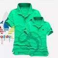 HK.KTY - Áo Cặp Đôi Adidas Cao Cấp - Màu Xanh Ngọc - AD_06