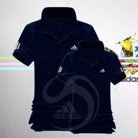Menli_Áo Thun Polo Adidas 2014 AD_07 xanh den