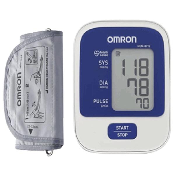 Máy đo huyết áp Omron HEM 8712 1