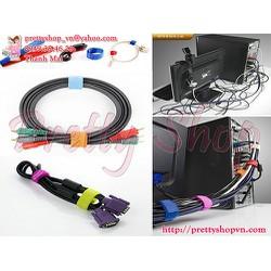 VP022x3 - Combo 18 miếng dán thu gọn dây điện