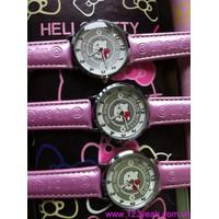 Đồng hồ hello kitty cực đáng iu quà tặng ý nghĩa DHHK8