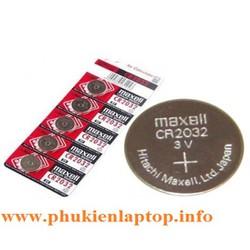 PIN CMOS MAXELL VỈ