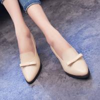 Giày Cao gót phong cách Retro CG-450