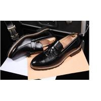 Giày da chuông G043Đ