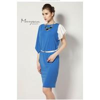 Đầm dạ hội cao cấp kiểu pháp  #112