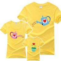 Bộ áo thun gia đình 3 cái _MS01