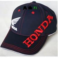 Mũ Honda Racing