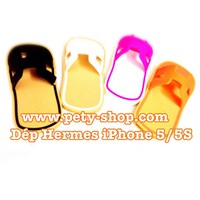 Ốp lưng dép Hermes iPhone 5 iPhone 5S