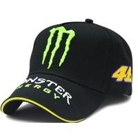 Mũ Monster Energy 46 Racing