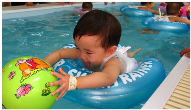 Phao tập bơi SWIM TRAINER 3