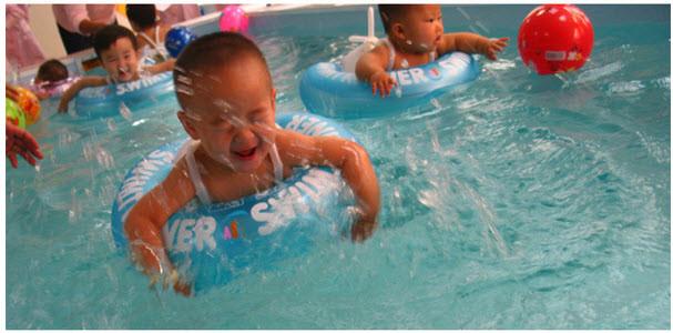 Phao tập bơi SWIM TRAINER 4