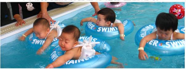 Phao tập bơi SWIM TRAINER 5