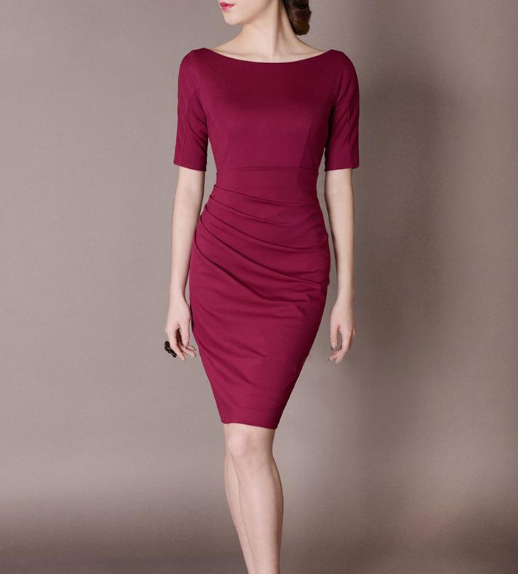 200012 2jhd51trifqib Gợi ý 03 gu váy đầm nơi công sở thu đông 2014