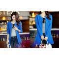 Áo khoác Vest Korea Blazer form dài thời trang AVB145