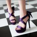 Giày sandal cao gót cao cấp - HD001