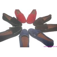 Giày mọi nữ da cao cấp đủ màu đủ size mấu mới ra tháng 9 GM93