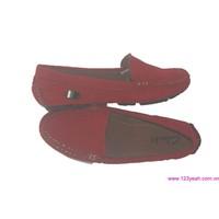 Giày mọi nữ da cao cấp đủ màu đủ size mấu mới ra tháng 9 GM95