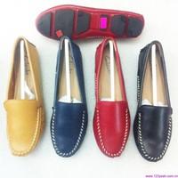 Giày mọi nữ da cao cấp đủ màu đủ size mấu mới ra tháng 9 GM96