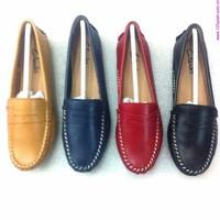 Giày mọi nữ da cao cấp đủ màu đủ size mấu mới ra tháng 9 GM97
