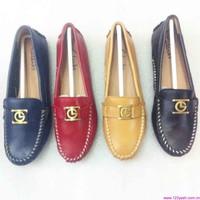 Giày mọi nữ da cao cấp đủ màu đủ size mấu mới ra tháng 9 GM98