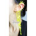 Bông tai đơn dạ quang T51