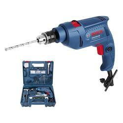 Bộ dụng cụ máy khoan 100 chi tiết  Bosch GSB500RE