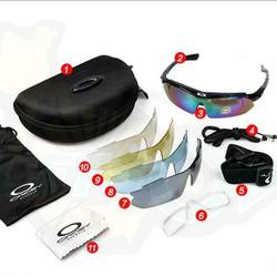 Bộ kính 5 tròng Oakley - Oakley 5 in 1