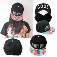 Nón Hiphop Shutup Cool NK170