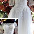 Mẫu váy cưới công chúa xinh đẹp