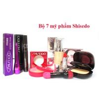 Bộ 05 Mỹ phẩm Shiseido