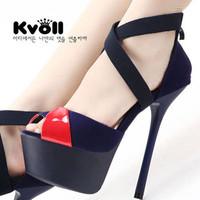 Giày cao gót Hàn quốc 17cm