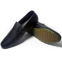 Giày lười da thật DC119