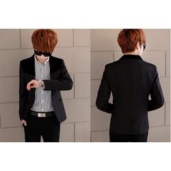 Áo vest nam thời trang cao cấp viền màu TAT30