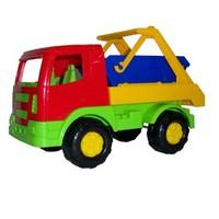Xe đồ chơi Xalut xe rác 21 x 12 x12