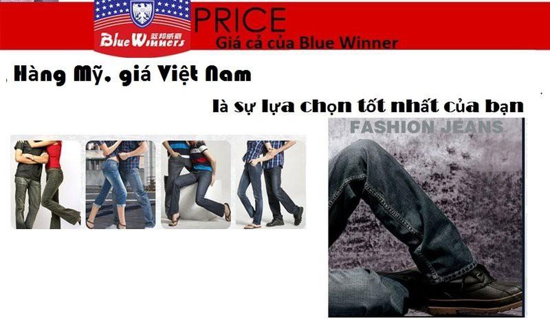Quần jean nữ cao cấp Mỹ Blue Winner #0238 3
