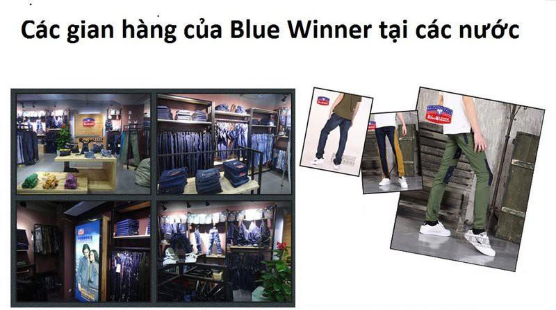 Quần jean nữ cao cấp Mỹ Blue Winner #0238 4
