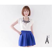 Sét áo + chân váy xòe Xiteen - SMD1099
