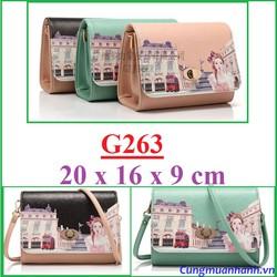 Túi đeo chéo trẻ trung - G236