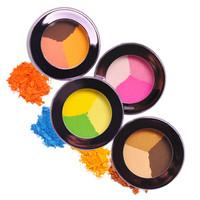 Màu mắt 3 màu MIRA tricolor eyeshadow