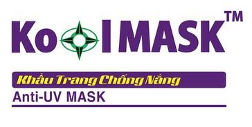 Khẩu trang chống nắng KoolMask chống tia tử ngoại UVA và UVB, SPF50 2
