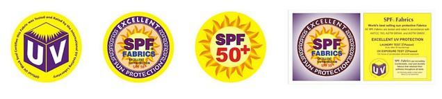 Khẩu trang chống nắng KoolMask chống tia tử ngoại UVA và UVB, SPF50 3