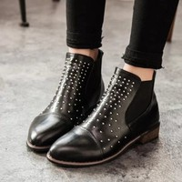 Giày Boot Mới G065